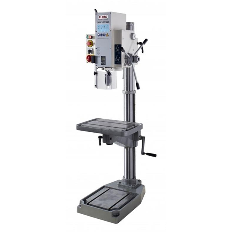 ELMAG GBM 3/30 SNA oszlopos fúrógép