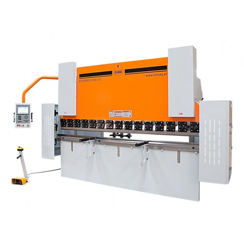 ELMAG ECO BEND 3100-200 motoros élhajlító