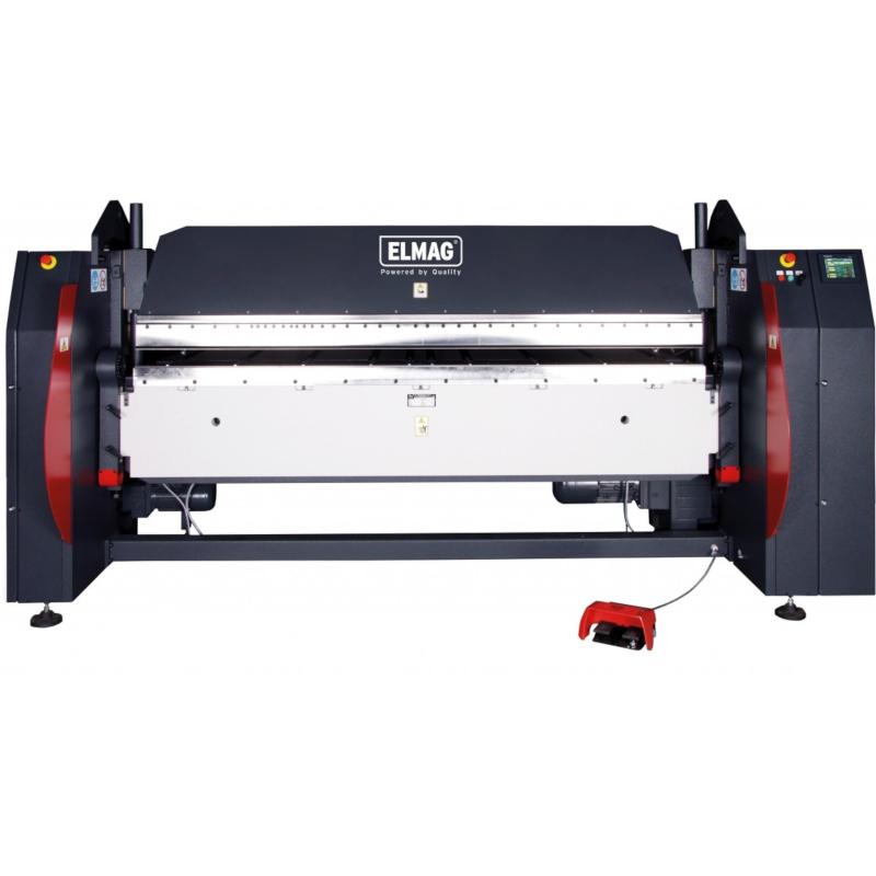 ELMAG MHSL-SH 15/30 motoros lemezhajlító gép