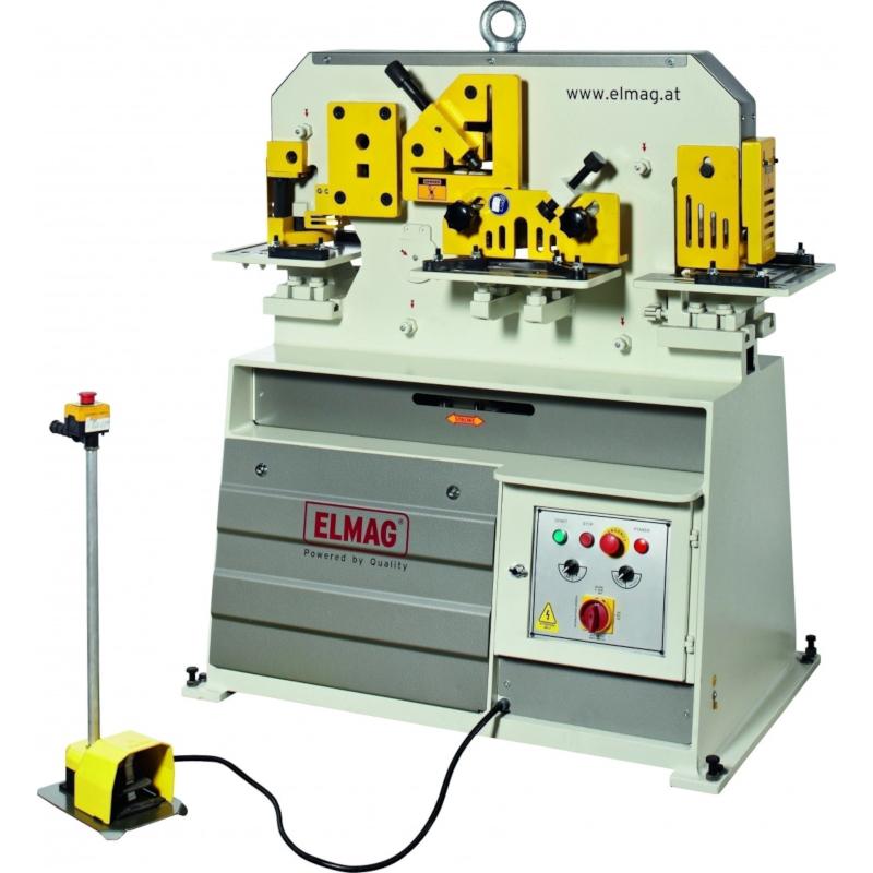 ELMAG SPS 45 hidraulikus profilolló