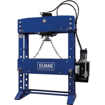 ELMAG WPMEH 160/2-K elektrohidraulikus műhelyprés