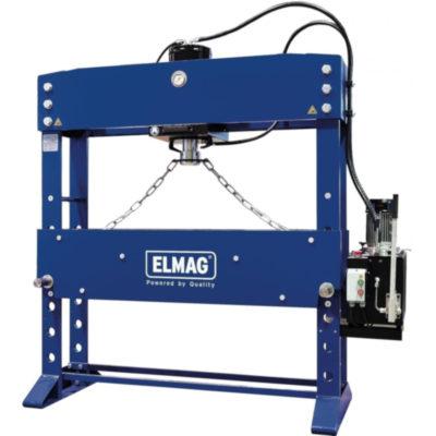 ELMAG WPMEH 160/2 XL elektrohidraulikus műhelyprés