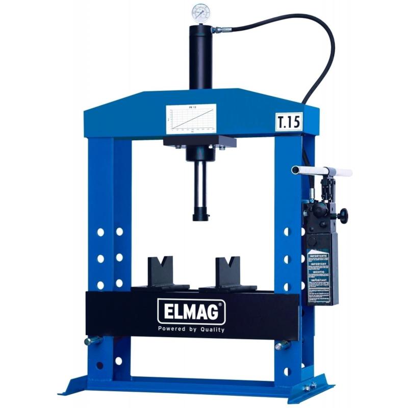 ELMAG WPMH 15/2-T hidraulikus műhelyprés