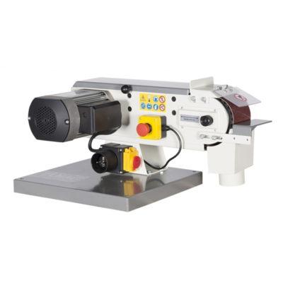 ELMAG BSM 100×1220 N / 230 V könnyű szalagcsiszoló gép