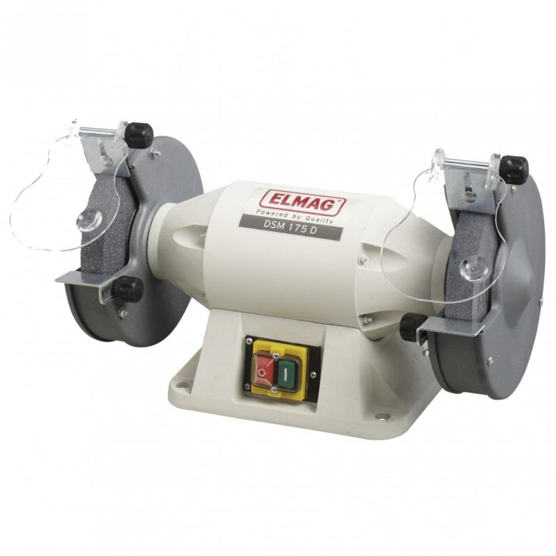 ELMAG DSM 175 D kétkorongos köszörűgép