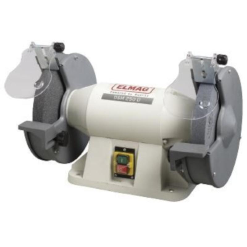 ELMAG DSM 250 D kétkorongos köszörűgép