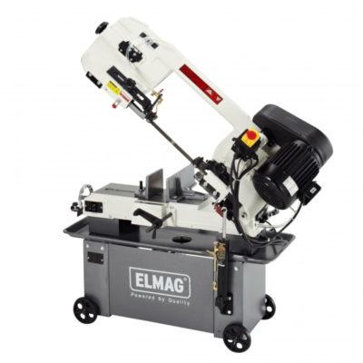 ELMAG HY 180-4 hordozható szalagfűrészgép