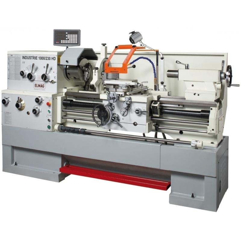 ELMAG INDUSTRIE 1000/230 HD ipari esztergagép