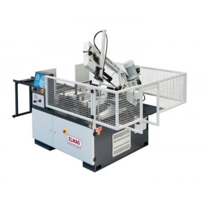 ELMAG SPECIAL 391 A CNC automata, adagolós szalagfűrészgép
