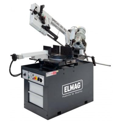 ELMAG SPECIAL 411 M/S félautomata gérvágó szalagfűrészgép