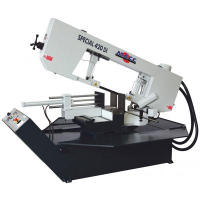 ELMAG SPECIAL 420 DI félautomata szalagfűrészgép