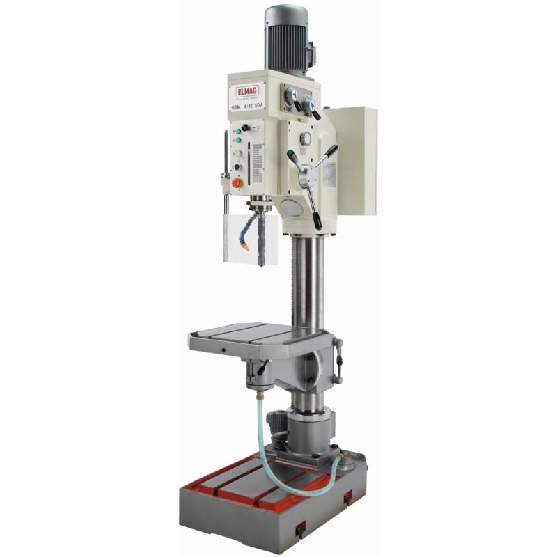 ELMAG GBM 4/40 SGA oszlopos fúrógép