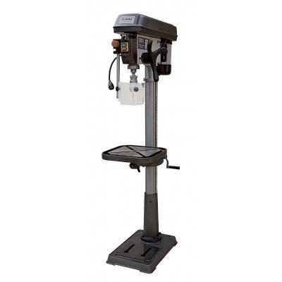 ELMAG KBM 25 SN ékszíjas oszlopos fúrógép