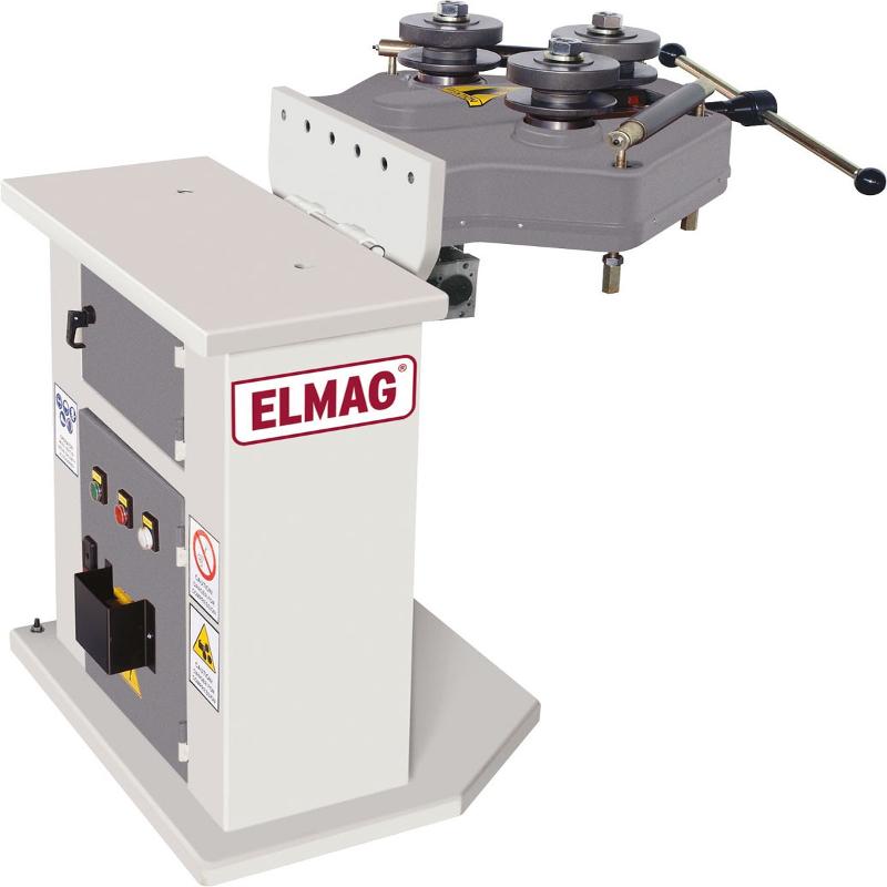 ELMAG APK 30 típusú mechanikus körhajlító gép